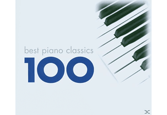 VARIOUS - 100 Best Piano Classics [CD]