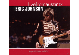 Eric Johnson - Live From Austin Tx [CD]