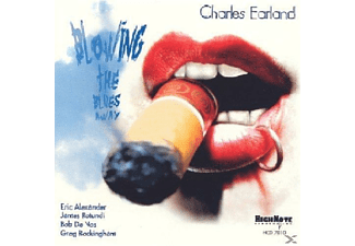 Charles Earland - Blowing The Blues Away - (CD)
