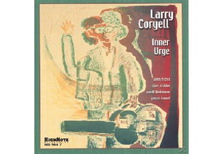 Larry Coryell - Inner Urge - (CD)