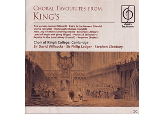 Choir Ofking's College - Choral Favourites From Kings [CD]