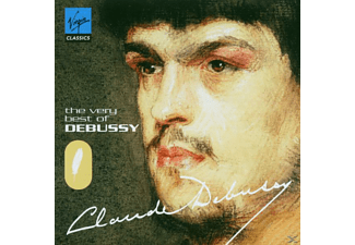 VARIOUS - Best Of Debussy, The Very - (CD)