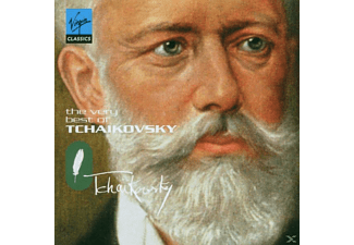 VARIOUS - Best Of Tchaikovsky, The Very - (CD)