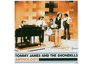 Tommy James & the Shondells - Anthology [CD]