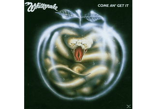 Whitesnake - Come An' Get It-Remastered [CD]