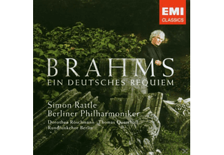 Thomas Quasthoff - Ein Deutsches Requiem - (CD)