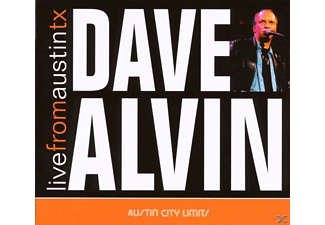 Dave Alvin - Live From Austin Tx [CD]