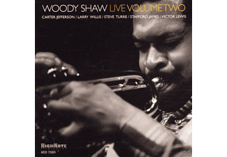 Woody Shaw - Woody Shaw Live, Volume Two - (CD)