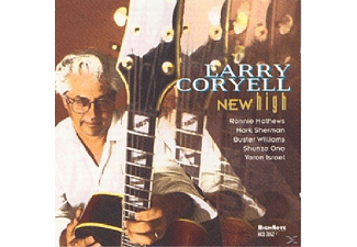 Larry Coryell - New High - (CD)