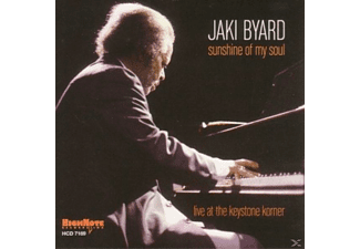 Jaki Byard - Sunshine Of My Soul - (CD)