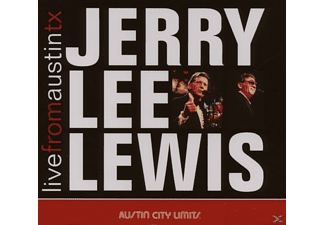 Jerry Lee Lewis - Live From Austin, Tx - (CD)