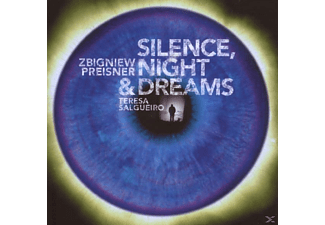 PREISNER,ZBIGNIEW & SALGUEIRO,T. - Silence, Night & Dreams [CD]