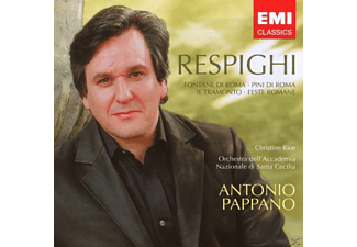 Antonio Pappano - Roman Trilogy [CD]