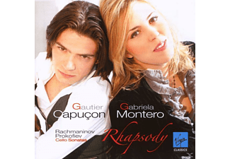 Gautier Capucon - Cellosonaten - (CD)