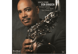 Don Braden - Gentle Storm - (CD)