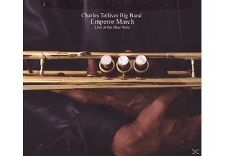 Charles Tolliver - Emperor March: Live At The Blue Note [CD]