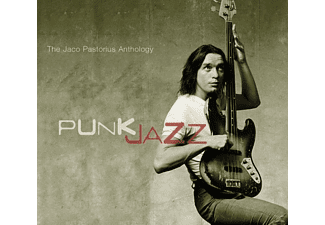 Jaco Pastorius - Punk Jazz-The Jaco Pastorius Anthology [CD]