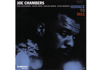 Joe Chambers - Horace To Max - (CD)