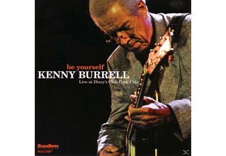 Kenny Burrell - Be Yourself - (CD)