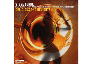 Turre Steve - Delicious And Delightful [CD]