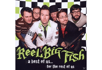 Reel Big Fish - A Best Of Us...For The Rest Of Us [CD]