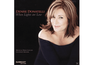 Denise Donatelli - When Lights Are Low - (CD)