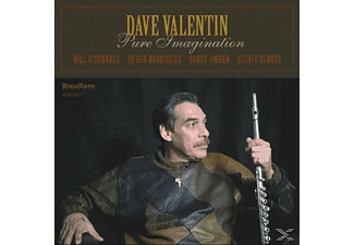 Dave Valentin - Pure Imagination - (CD)