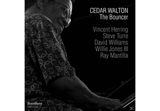 Cedar Walton - The Bouncer - (CD)