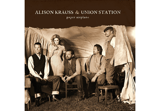 Union Station, Alison Krauss Union Station - Paper Airplane (Tour Edition) [CD]