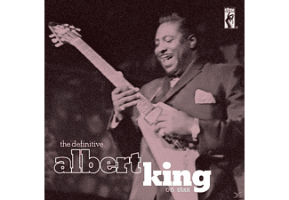 Albert King - The Definitive Albert King - (CD)