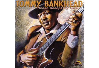 Tommy Bankhead - Please Accept My Love - (CD)