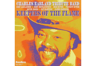 Charles Tribute Band Earland - Charles Earland Tribute Band - (CD)