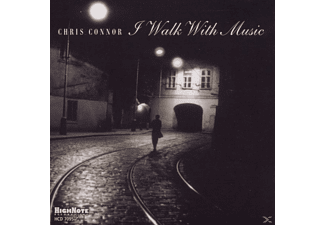 Chris Connor - I Walk With Music - (CD)