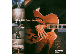 Randy Johnston - Hit & Run - (CD)