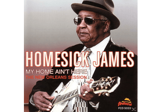 Homesick James - My Home Ain't Here - (CD)