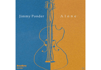Jimmy Fats Ponder - Alone - (CD)