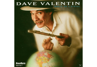 Dave Valentin - World On A String [CD]
