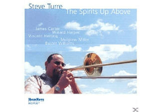 Turre Steve - The Spirits Up Above - (CD)