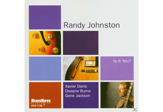 Randy Johnston - Is It You? - (CD)