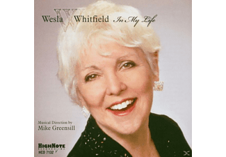 Wesla Whitfield - In My Life - (CD)
