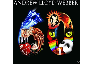 Andrew Lloyd Webber - 60 (CD)