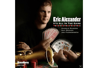 Eric Alexer - It's All In The Game - (CD)
