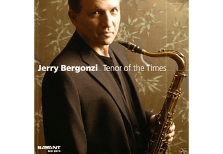 Jerry Bergonzi - Tenor Of The Times - (CD)