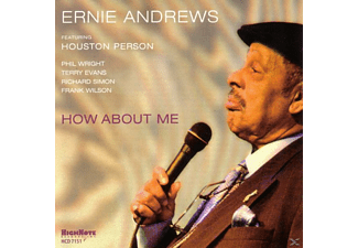 Ernie Andrews - How About Me - (CD)