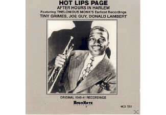 Hot Lips Page - After Hours In Harlem - (CD)