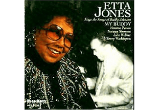 Etta Jones - My Buddy - (CD)