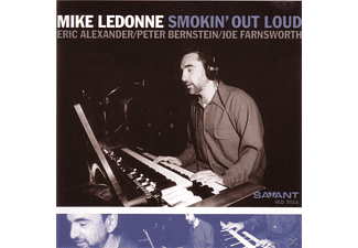 Mike Ledonne - Smokin  Out Loud - (CD)