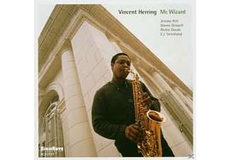 Vincent Herring - Mr.Wizard - (CD)