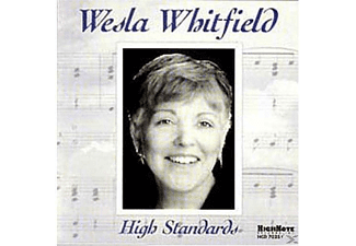 Wesla Whitfield - High Standards - (CD)