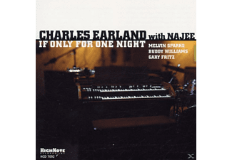 Charles Earland - If Only For One Night - (CD)